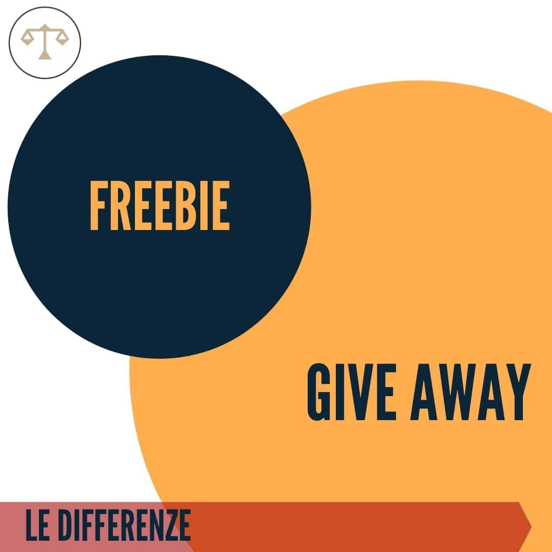 freebie e Giveaway